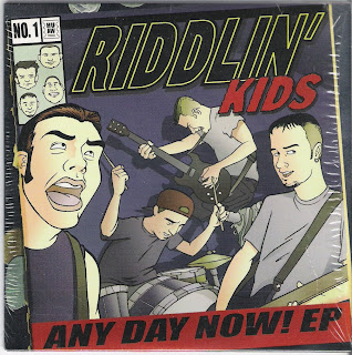Riddlin' Kids - Any Day Now