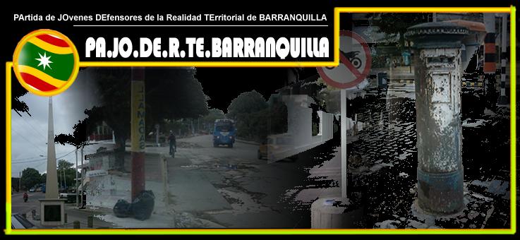 PA.JO.DE.R.TE.BARRANQUILLA