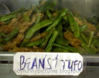 beans tofu