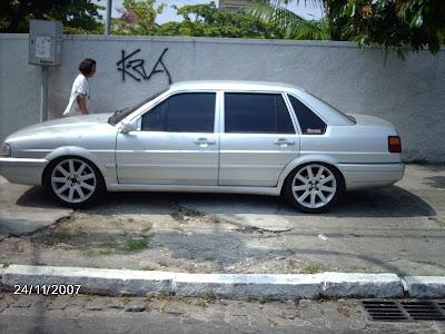 volkswagen santana 3000