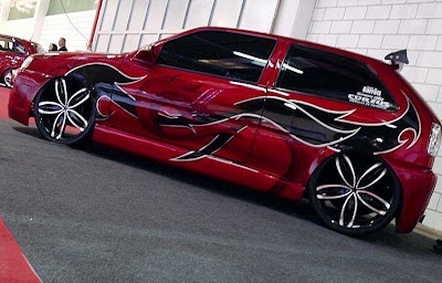 como customizar carros no real racing 3