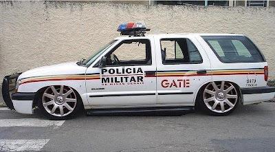 Carros de policia tunados fotos 74