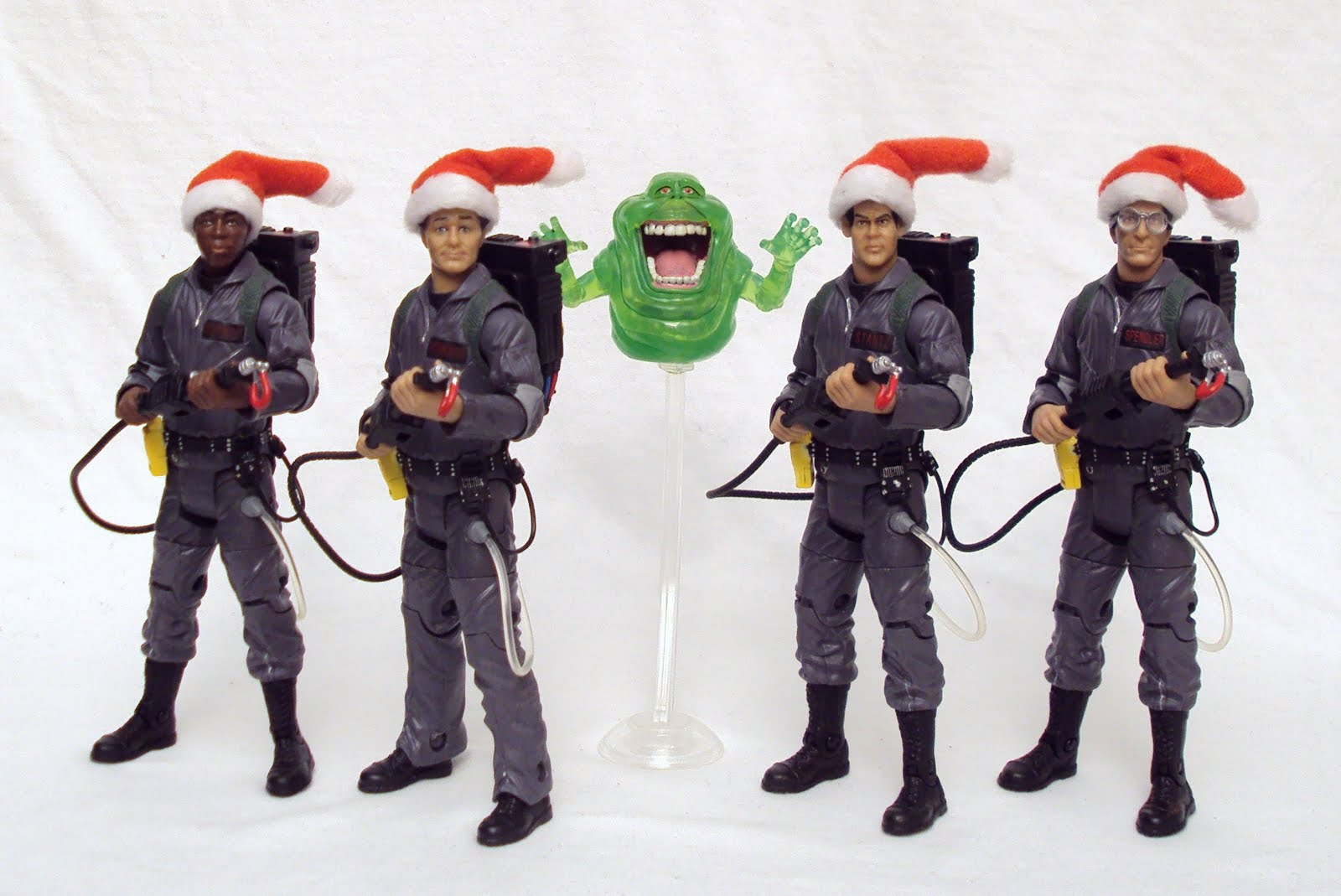 3b S Toy Hive Ghostbusters Ii Box Set Review