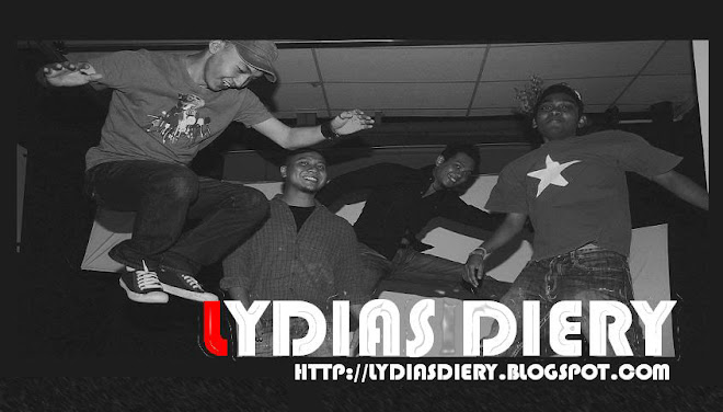 LYDIA'S DIERY dan diari dongengnyaaa...