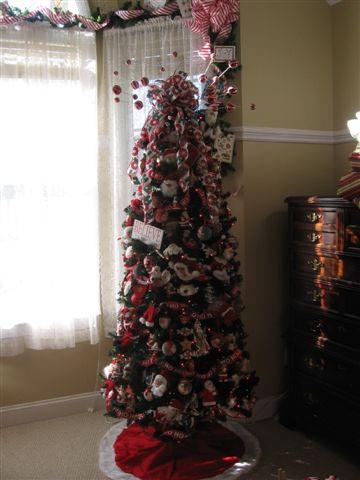 Melody Santa Tree