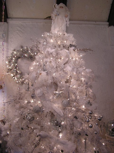 Kathy K Picture of White Tree