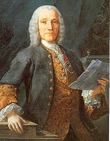 Scarlatti Giuseppe Domenico (Naples 1685 Madrid 1757)