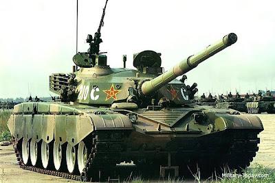 Jenis Tank Modern dari Berbagai Negara - raxterbloom.blogspot.com