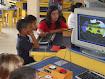 Integraciòn Laboral, trabajando como facilitadora en el aprendizaje del uso del
