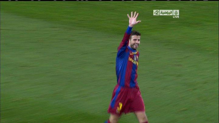 Score Final du Classico Espagnol : Barça 5 - 0 Real