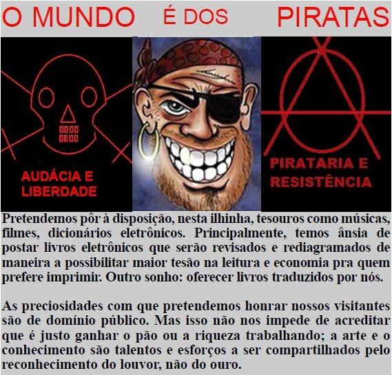 O Mundo é dos Piratas
