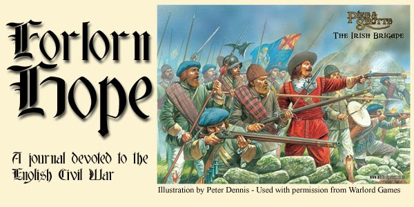 Forlorn Hope: The English Civil War