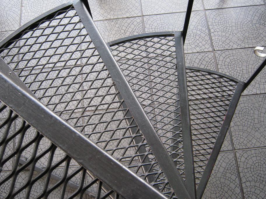Escaleras la mosca blanca for Escaleras de herreria