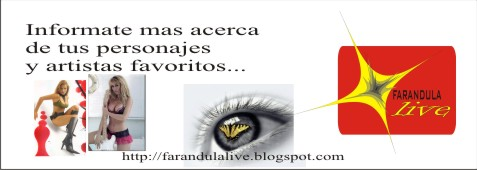 FARANDULA LIVE