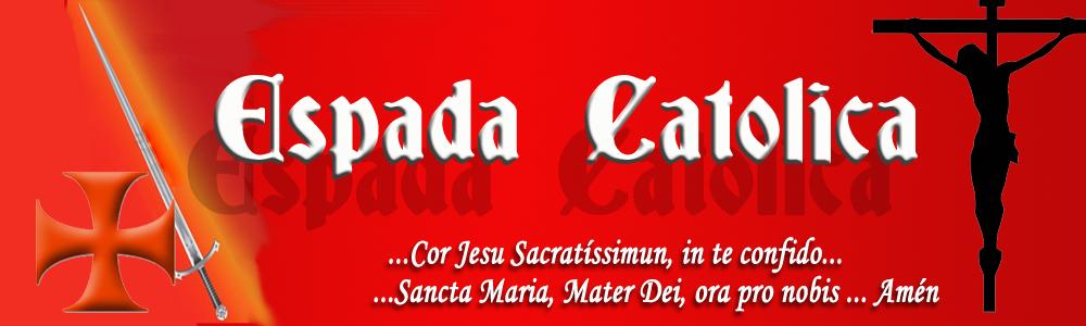ESPADA CATOLICA