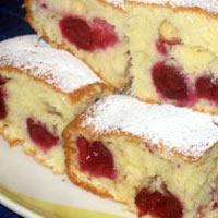 Ovaj vrlo jednostavan recept za kolac sa visnjama ne kosta mnogo i
