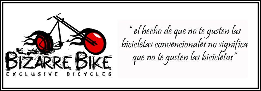 Bizarre bike 0% convencionalismos
