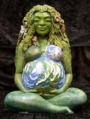 Mãe Gaia - Mãe Terra