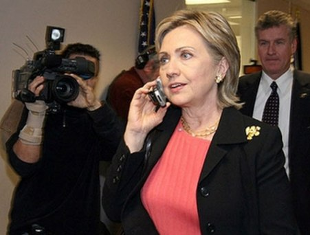 ... U.S. Secretary of State Hillary Clinton admitted that ...