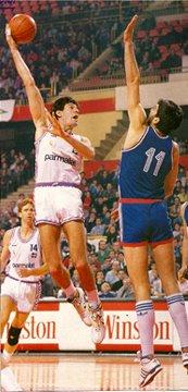 Fernando Martín vs. Vrankovic