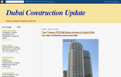 Dubai Construction Update