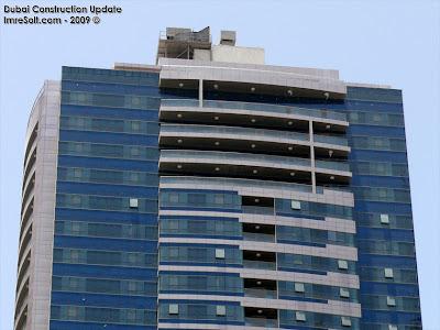 dubai tower 2009. V3 Tower,JLT,Jumeirah Lakes