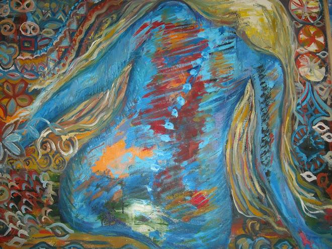 ingerul albastru