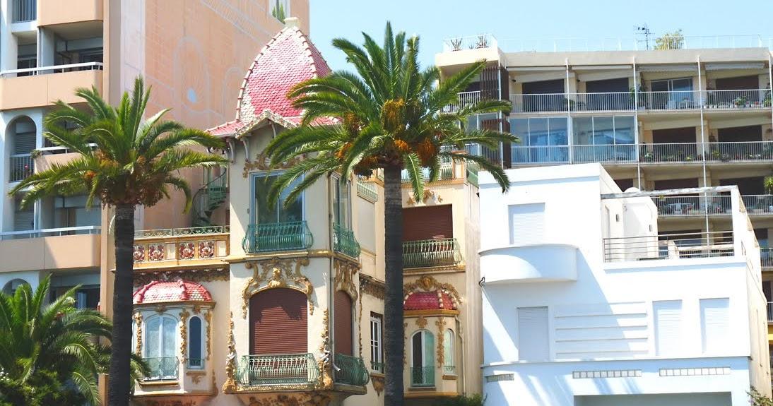 Villa Collin Huovila Nice