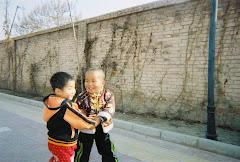 Buddies in China