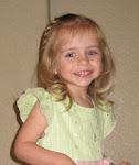 Ashlyn Elizabeth - 5 yrs