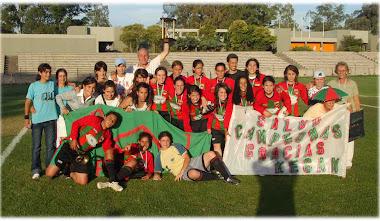 Campeonas Uruguayas  2008