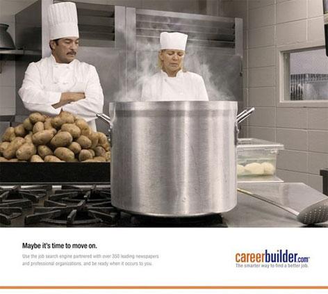 recruitment advertising blog careerbuilder campaign