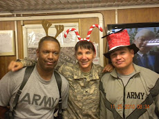 Jesse Rada & troops - 2010