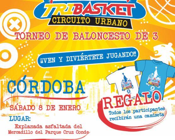 Circuito Parque Cruz Conde Cordoba : Vive el basket con eduardo burgos diciembre