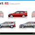 Mangacar: Ford Escort RS Cosworth