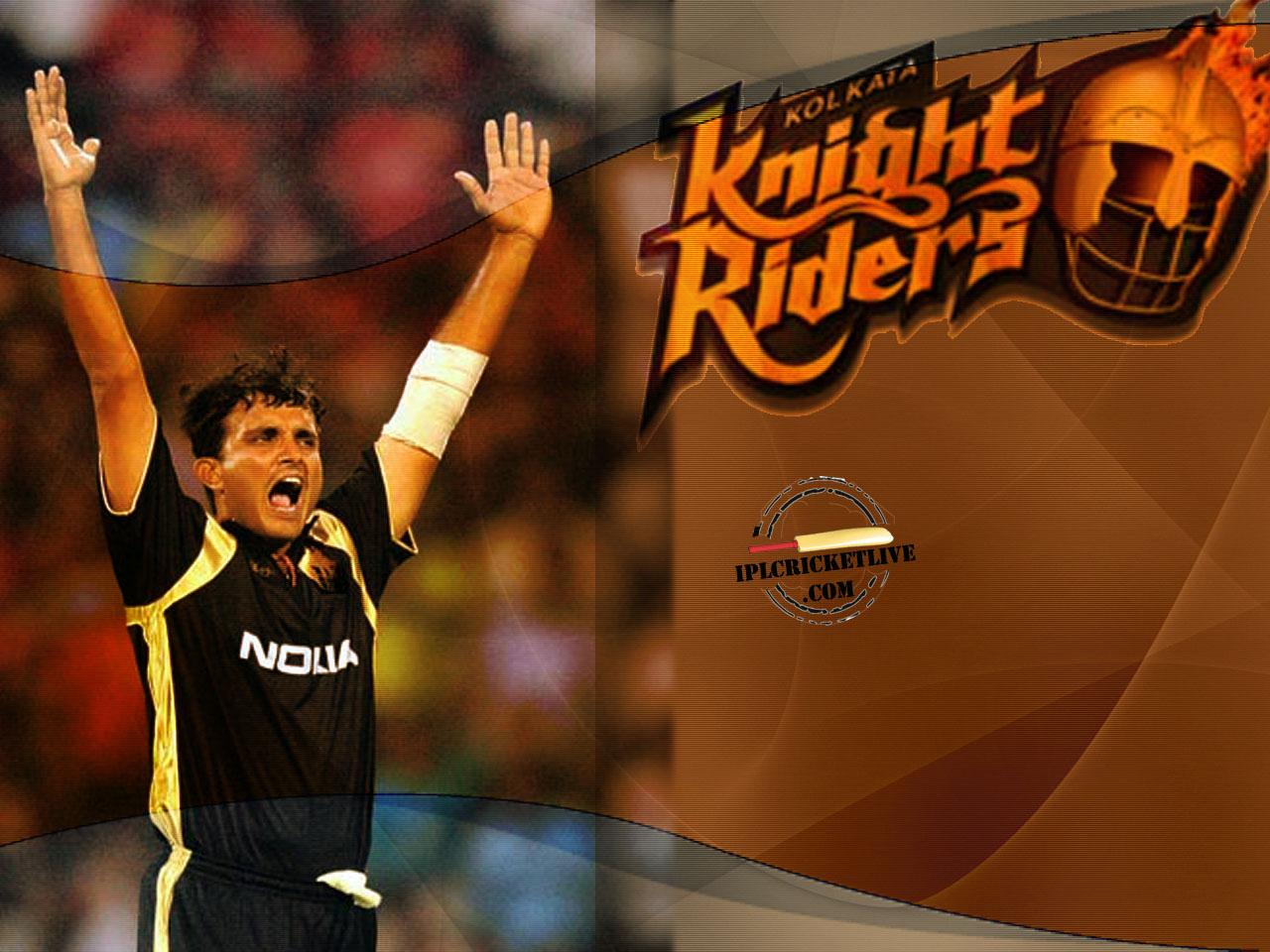 kolkata knight riders team 2008