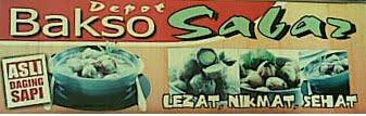 Bakso H.Sabar Yosowilangun