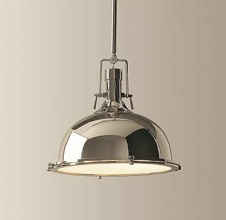 pendant lighting restoration hardware harmon