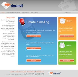 Docmail Hybrid Mail