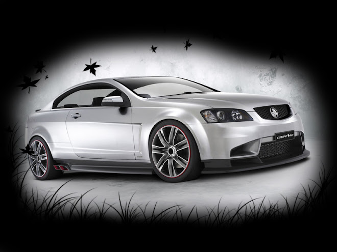 2008 Holden Coupe 60 Concept. Tuesday, June 2, 2009