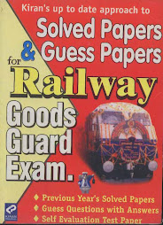 Railway Goods Guard Solved Papers