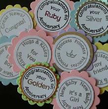 Circle Stamps