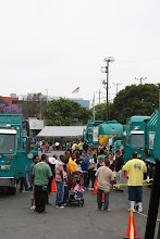 Trash Truck Demonstrations