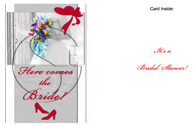 Invitations / Bridal Shower