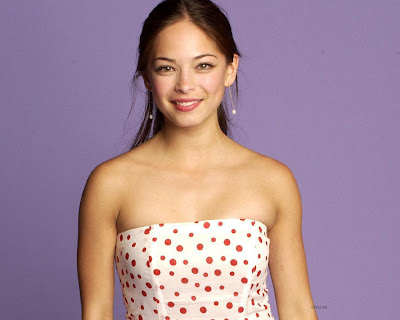 kristen kreuk wallpaper. Kristin Kreuk Wallpaper