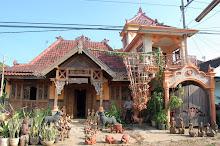 Ponimin's Home and Studio - Kreasi Kriya Nusantara Malang