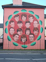 Rossville Street, Derry Bloody Sunday