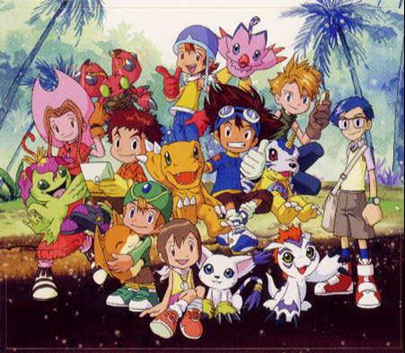 digimon+1 (I'm also blogging about getting to the point in an erotic romance and ...