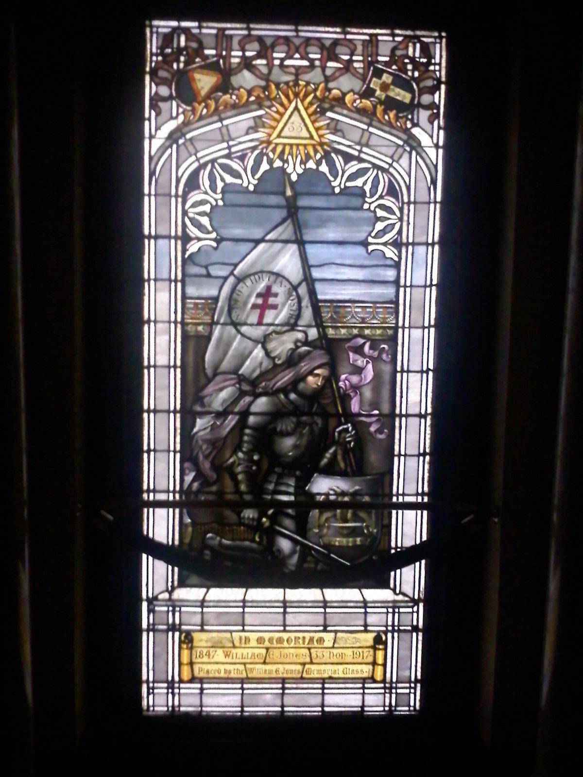 Traveling Templar The Little Rock Scottish Rite Building