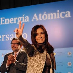 Presidenta Cristina Fernandez de Kirchner